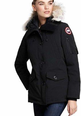 Canada Goose Montebello Parka $795 thestylecure.com