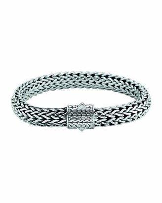 John Hardy Men's Large Classic Chain Bracelet $875 thestylecure.com