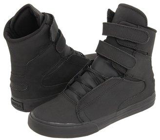 Supra TK Society (Black Satin TUF) - Footwear