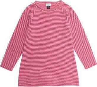 Barneys New York Micro-Stripe Knit Dress