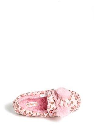 Stride Rite Cheetah Moc Slippers (Toddler & Little Kid)