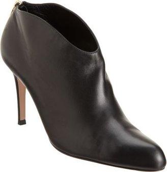 Gianvito Rossi Back Zip Shoe Boot