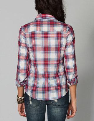 ALI & KRIS Stud Yoke Womens Shirt