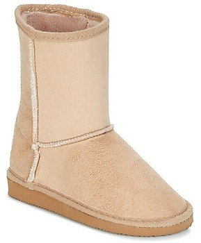 Citrouille et Compagnie ZOONO girls's High Boots in Beige