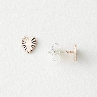 Bing Bang tiny heart studs