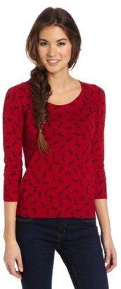 My Michelle Juniors Raglan Sweater