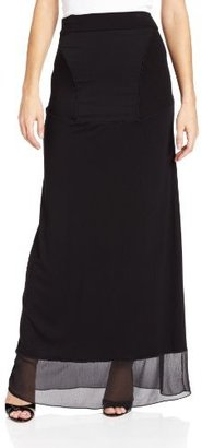 LnA Women's Edwyn Column Skirt