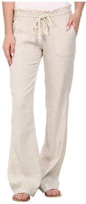 Roxy - Ocean Side Pant Women's Casual Pants $39.50 thestylecure.com