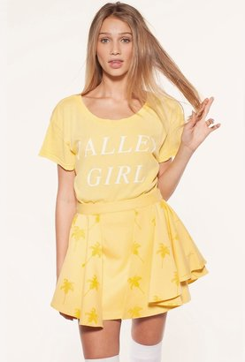 Wildfox Couture From the Valley Hippie Crew in Cher