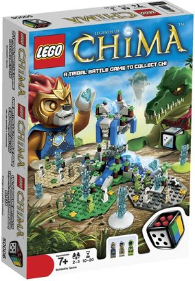 Lego Games Legends of Chima 50006