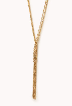 Forever 21 Standout Layered Necklace