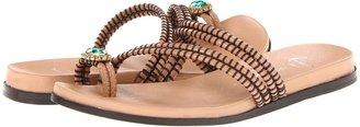 Donald J Pliner Lisa for Gunta (Camel Weave) - Footwear