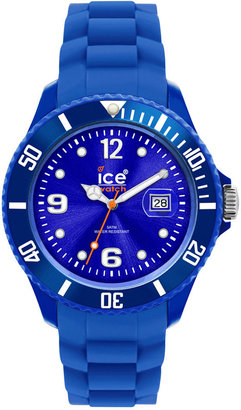 Ice Watch Ice-Watch Watch, Women's Sili Forever Blue Silicone Strap 43mm 101964