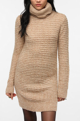Urban Outfitters Pins and Needles Cowl Neck Sweater Dress