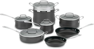 Cuisinart 13-pc. Nonstick Contour Cookware Set