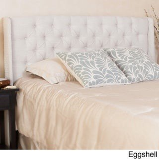 Christopher Knight Home Perryman Adjustable Full/ Queen Tufted Fabric Headboard