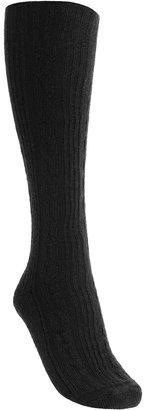 B.ella Cashmere Blend Socks - Knee High (For Women)