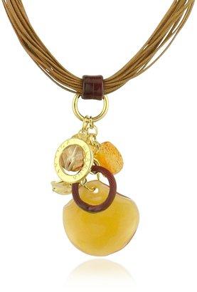 Antica Murrina Veneziana Kali' - Murano Glass Charm Pendant Necklace