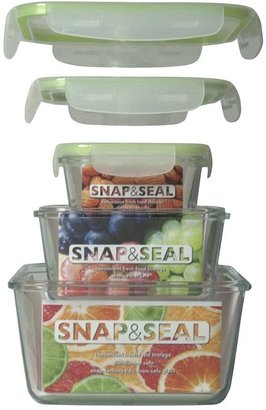 Artland snap and seal 3-pc. storage set