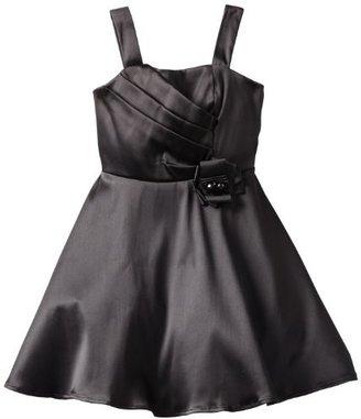Ruby Rox Girls 7-16 Big Flower Party Dress
