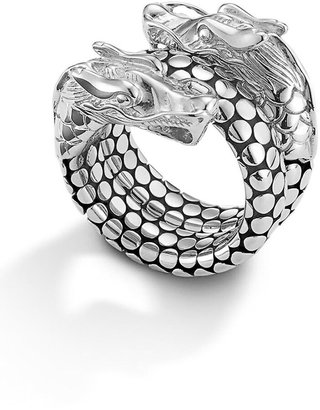 John Hardy 'Legends' Dragon Coil Ring