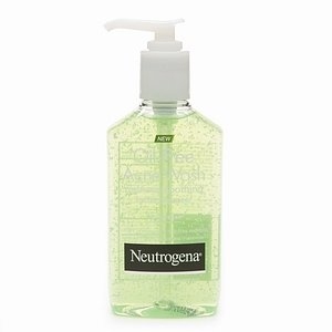 Neutrogena Oil-Free Acne Wash, Redness Soothing Facial Cleanser