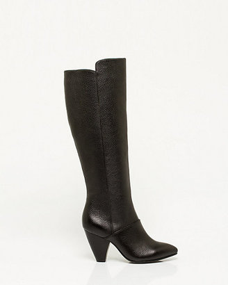 Le Château Leather Knee-High Boot