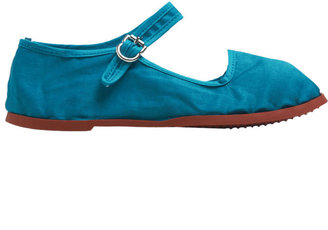 Wet Seal Solid Mary Jane Flat