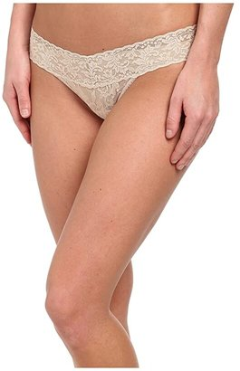 Hanky Panky Petite Signature Lace Low Rise Thong