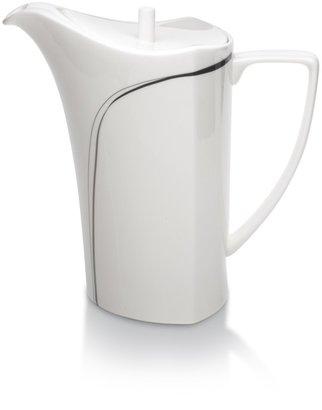 Mikasa Modernist Black Coffee Server