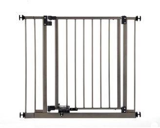 North States Industries Slide-Step & Open Gate- Burnished Steel
