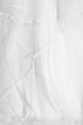 Sophia Kokosalaki Aegle silk-tulle maxi skirt