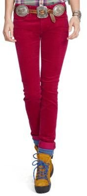 Polo Ralph Lauren Skinny Fit Corduroy Pant