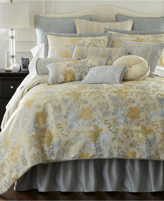 Waterford CLOSEOUT! Eveleen Queen Duvet Cover