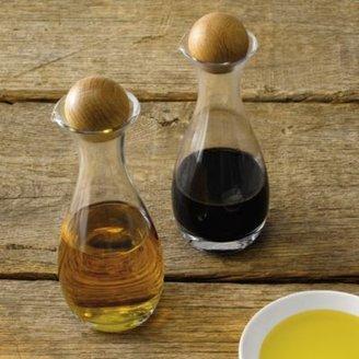 The White Company Oil & Vinegar Bottle Set