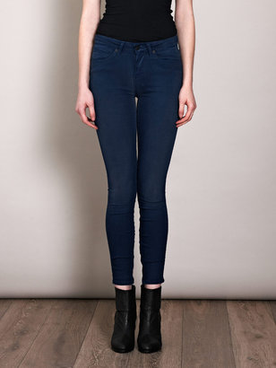 Ksubi Spray on mid-rise skinny jeans