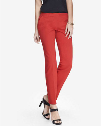 Express low rise columnist ankle pant $69.90 thestylecure.com