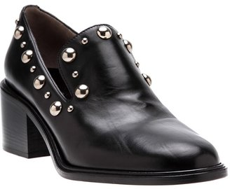 Marc Jacobs studded slip-on pump