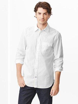 Gap Garment-dyed oxford shirt