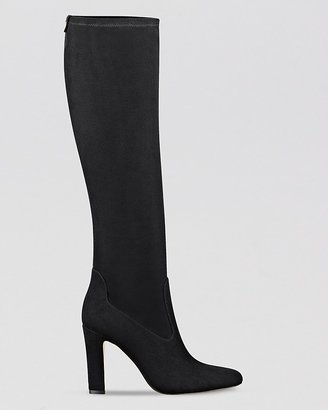 Ivanka Trump Tall Dress Boots - Sila High Heel