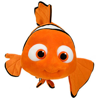 Disney Nemo Plush - Finding Nemo - Medium - 16''