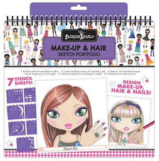 The Bead Shop Make Up & Hair Sketch Portfolio -Smart Value