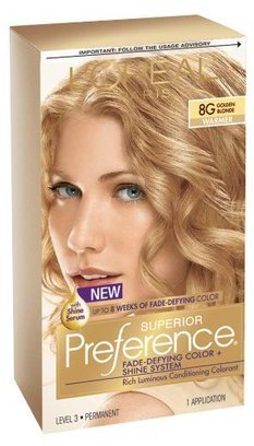 L'Oreal New Preference Hair Color