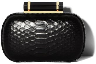 Vince Camuto Onyx French Satchel