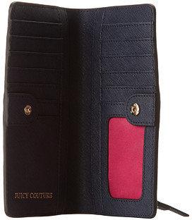 Juicy Couture Sophia Zip Continental Wallet
