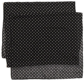 Madewell Dotted Scarf