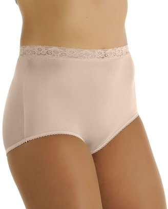 Vanity Fair Perfectly Yours Lace-Trim Brief 13060 - Women's $10 thestylecure.com