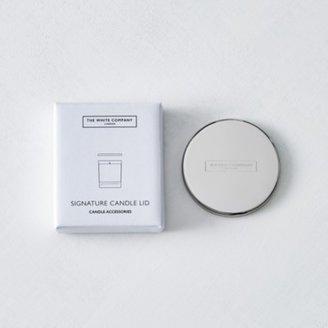 The White Company Signature Lid, Silver, Standard