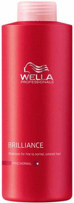 Wella Brilliance Shampoo For Fine/Normal Hair