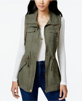 American Rag Utility Vest, Only at Macy's $69.50 thestylecure.com